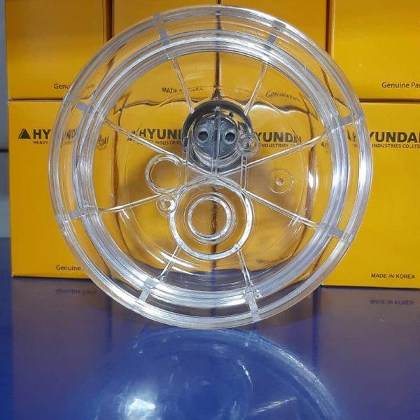 شیشه آبگیر هیوندا 210 و اسکانیا