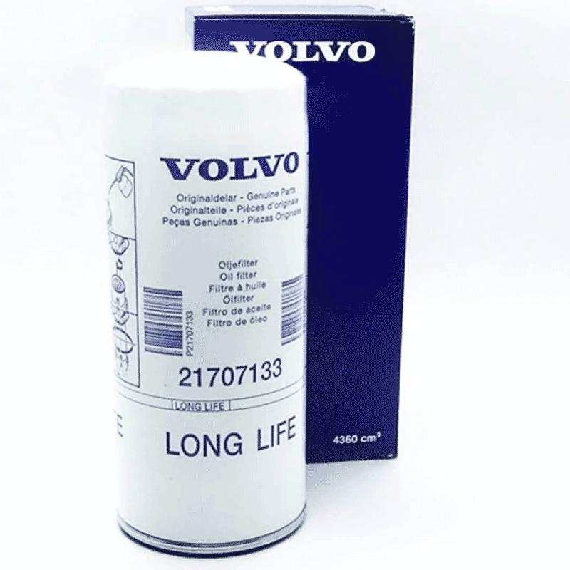 فیلتر روغن اولیه ولوو